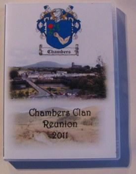 Chambers Reunion DVD